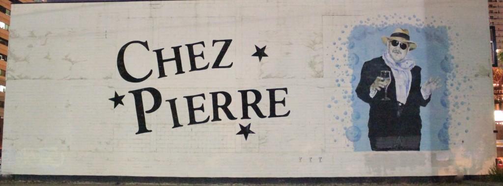 Pierre's Mural